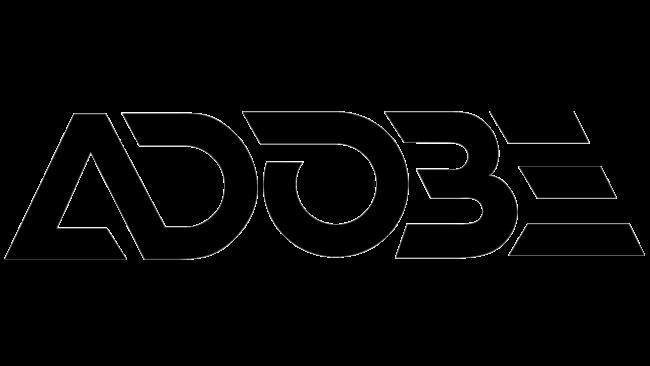 Adobe Logo 1990-1993