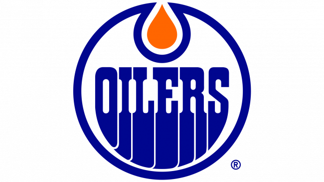 Alberta Oilers Logotipo 1972-1973