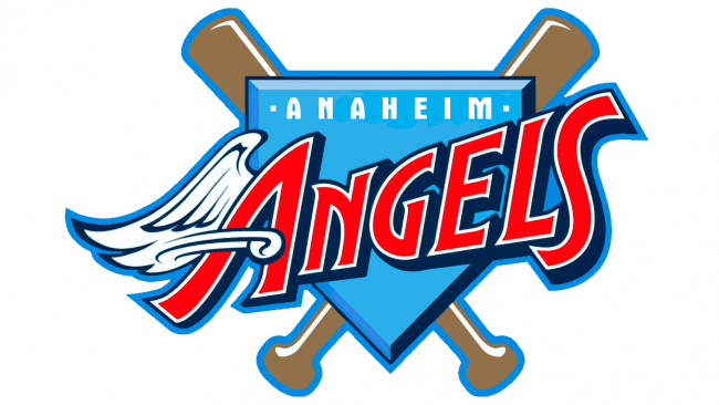 Anaheim Angels Logotipo 1997-2001