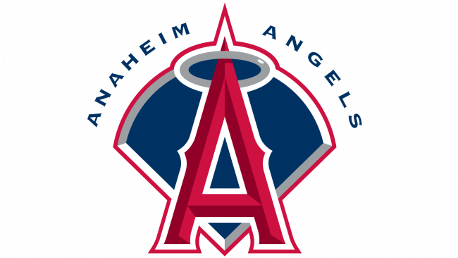 Anaheim Angels Logotipo 2002-2004