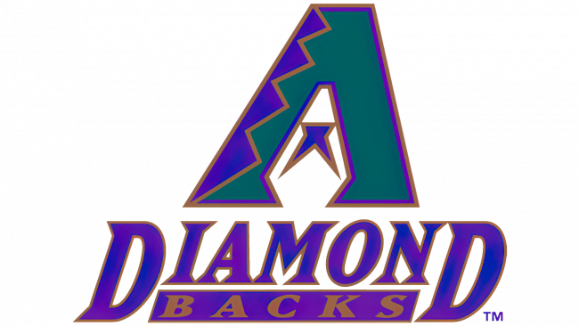 Arizona Diamondbacks Logotipo 1998-2006