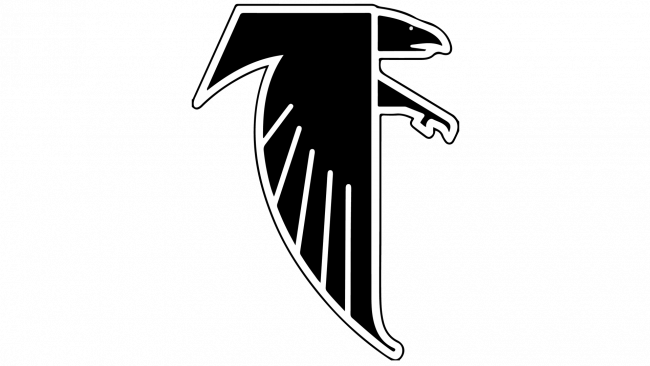 Atlanta Falcons Logotipo 1990-2002