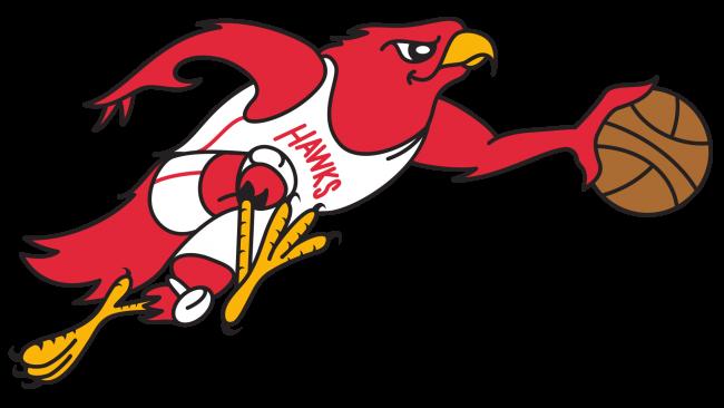 Atlanta Hawks Logotipo 1969-1970