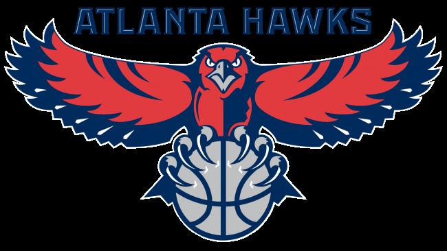 Atlanta Hawks Logotipo 2007-2015