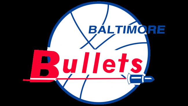 Baltimore Bullets Logotipo 1963-1968
