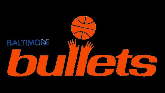 Baltimore Bullets Logotipo 1968-1969