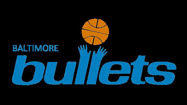 Baltimore Bullets Logotipo 1969-1971