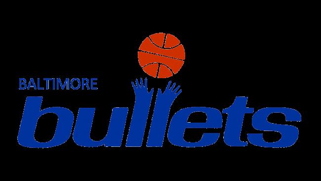Baltimore Bullets Logotipo 1971-1972