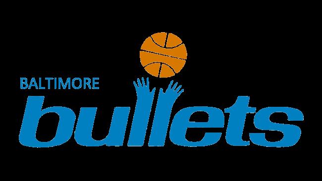Baltimore Bullets Logotipo 1972-1973