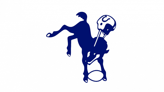 Baltimore Colts Logotipo 1961-1978
