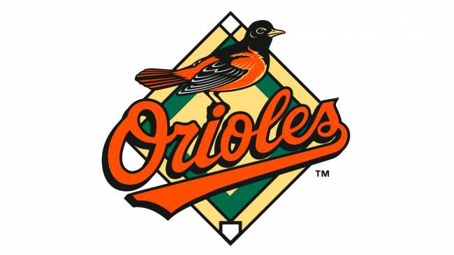 Baltimore Orioles Logotipo 1998