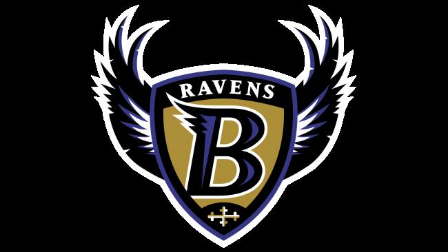 Baltimore Ravens Logotipo 1996-1998