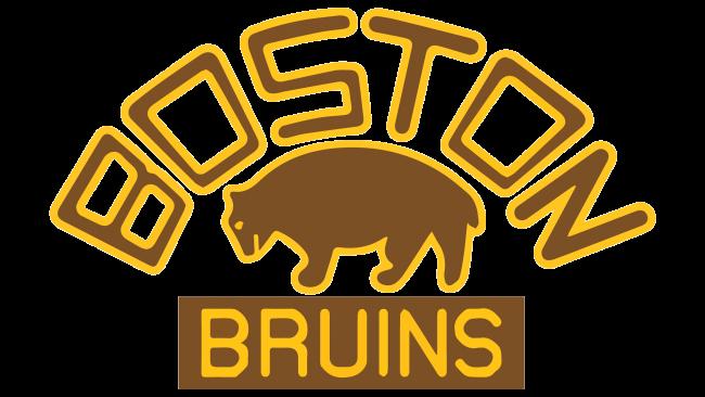Boston Bruins Logotipo 1926-1932