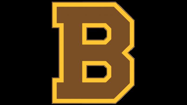 Boston Bruins Logotipo 1932-1934