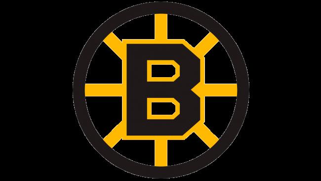 Boston Bruins Logotipo 1949-1995