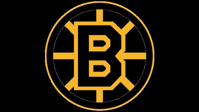 Boston Bruins Logotipo 1995-2007