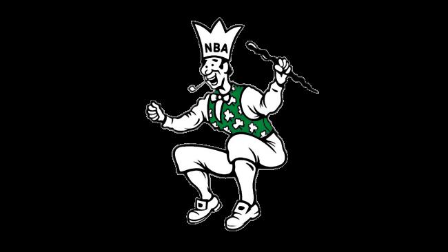 Boston Celtics Logotipo 1950-1960