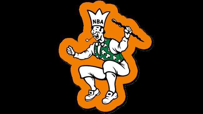 Boston Celtics Logotipo 1960-1968