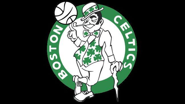 Boston Celtics Logotipo 1976-1996