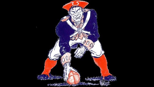 Boston Patriots Logotipo 1961-1971