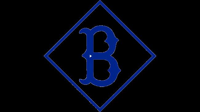 Brooklyn Dodgers Logotipo 1912-1913