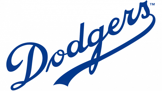 Brooklyn Dodgers Logotipo 1938-1944