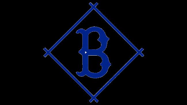 Brooklyn Superbas Logotipo 1910
