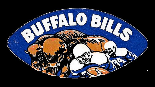 Buffalo Bills Logotipo 1960-1961