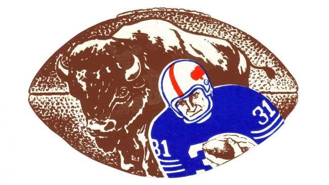 Buffalo Bills Logotipo 1962-1969