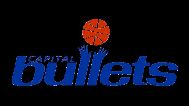 Capital Bullets Logotipo 1973-1974