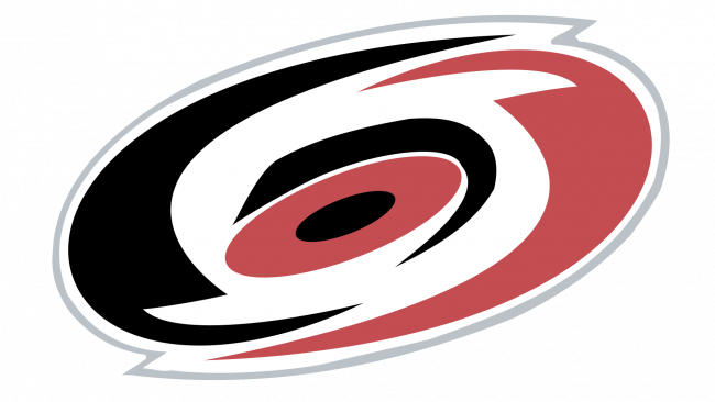 Carolina Hurricanes Logotipo 1998-1999