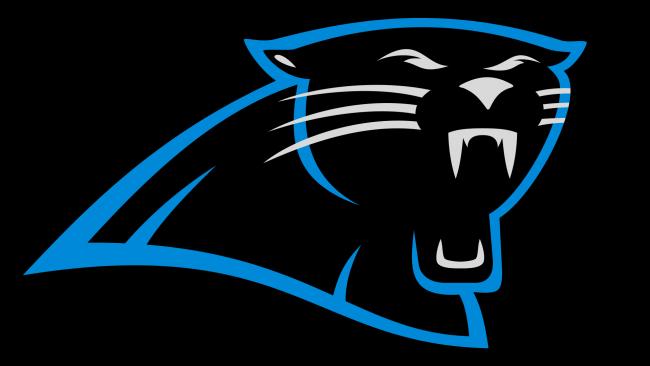 Carolina Panthers Logotipo 1995-2011