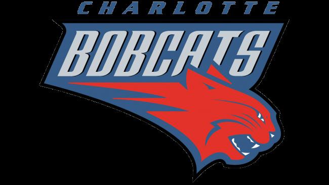 Charlotte Bobcats Logotipo 2005-2007