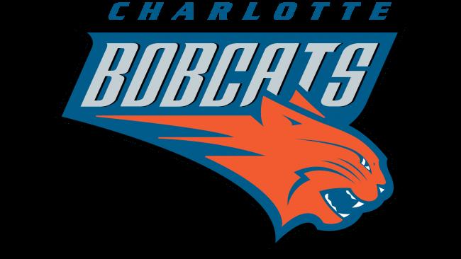 Charlotte Bobcats Logotipo 2008-2012