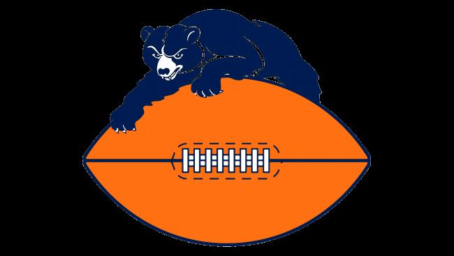 Chicago Bears Logotipo 1946-1973