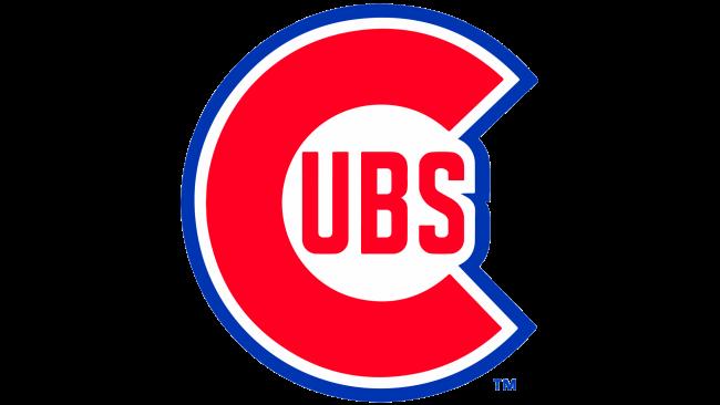 Chicago Cubs Logotipo 1946-1947