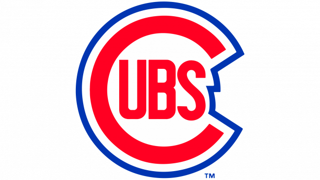 Chicago Cubs Logotipo 1948-1956