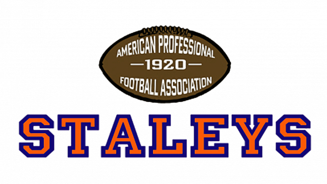 Chicago Staleys Logotipo 1921