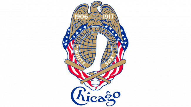 Chicago White Sox Logotipo 1918-1931