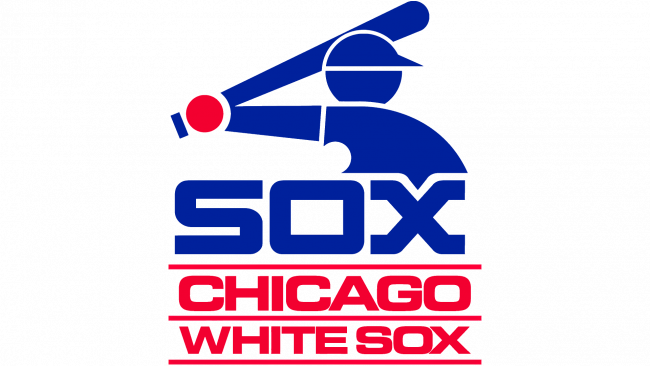 Chicago White Sox Logotipo 1976-1981