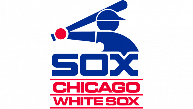 Chicago White Sox Logotipo 1982-1986