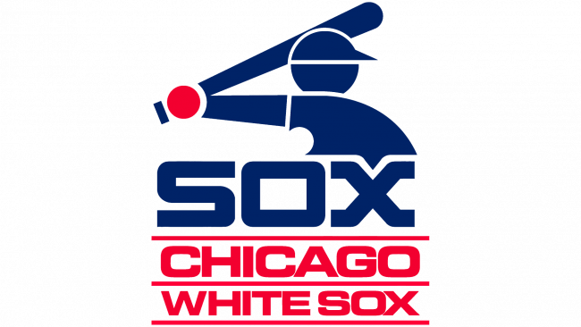 Chicago White Sox Logotipo 1987-1990