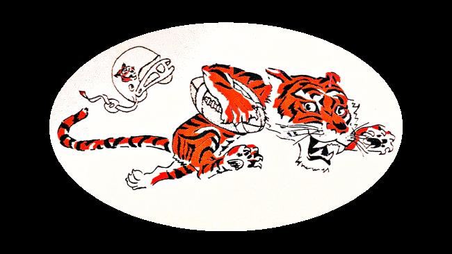 Cincinnati Bengals Logotipo 1968-1969
