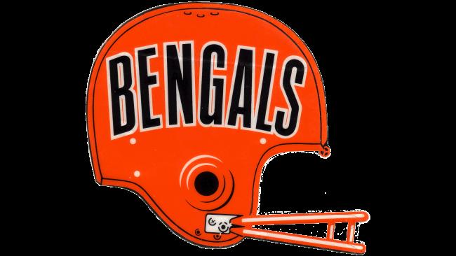 Cincinnati Bengals Logotipo 1970-1980