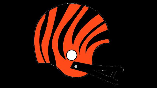 Cincinnati Bengals Logotipo 1981-1989
