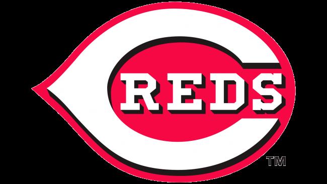 Cincinnati Reds Logotipo 1953-1958