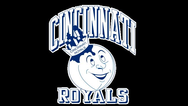 Cincinnati Royals Logotipo 1958-1971