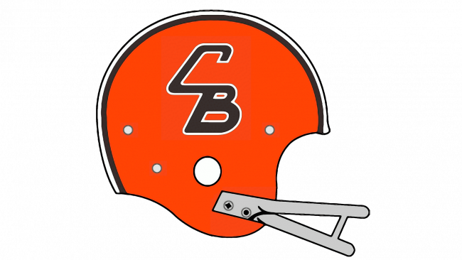 Cleveland Browns Logotipo 1965