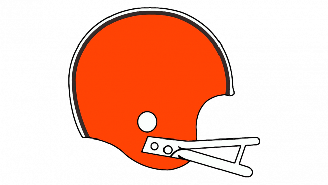 Cleveland Browns Logotipo 1970-1985