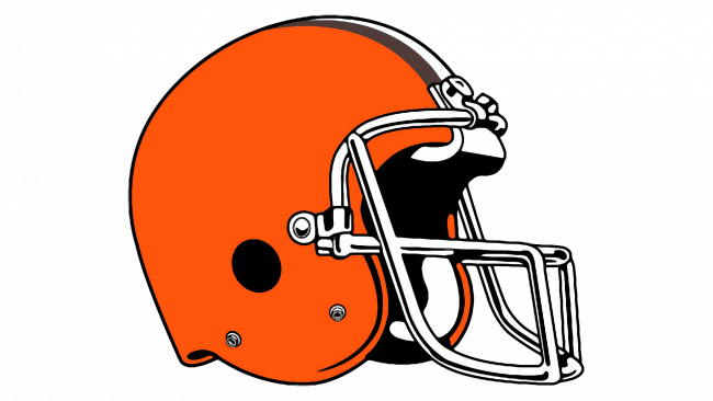 Cleveland Browns Logotipo 1986-1991